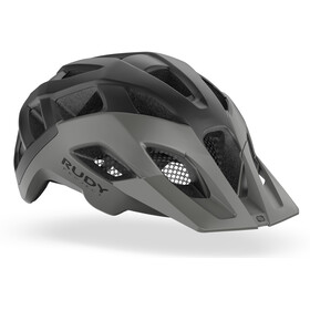 Rudy Project Crossway Helmet lead/black matte